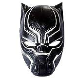 Lovelegis Máscara de Pantera Negra - máscara - Pantera Negra - Accesorios - Hombre - Mujer - niño - Disfraz - Disfraz - Carnaval - Halloween - Cosplay - Idea de Regalo para cumpleaños