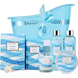 Zoom IMG-1 body earth set regalo donna