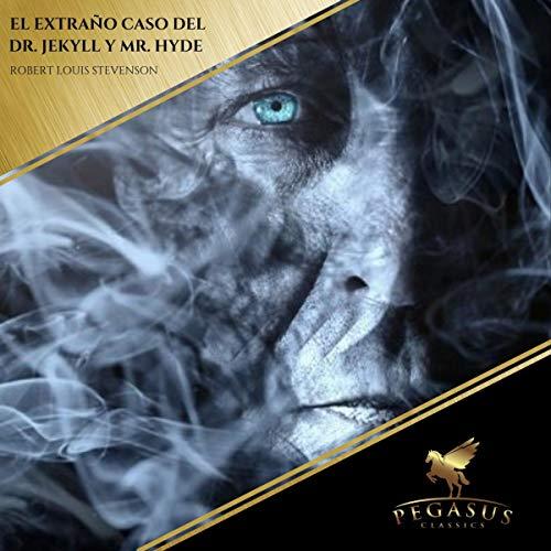 Diseño de la portada del título El Extraño Caso del Dr. Jekyll y Mr. Hyde