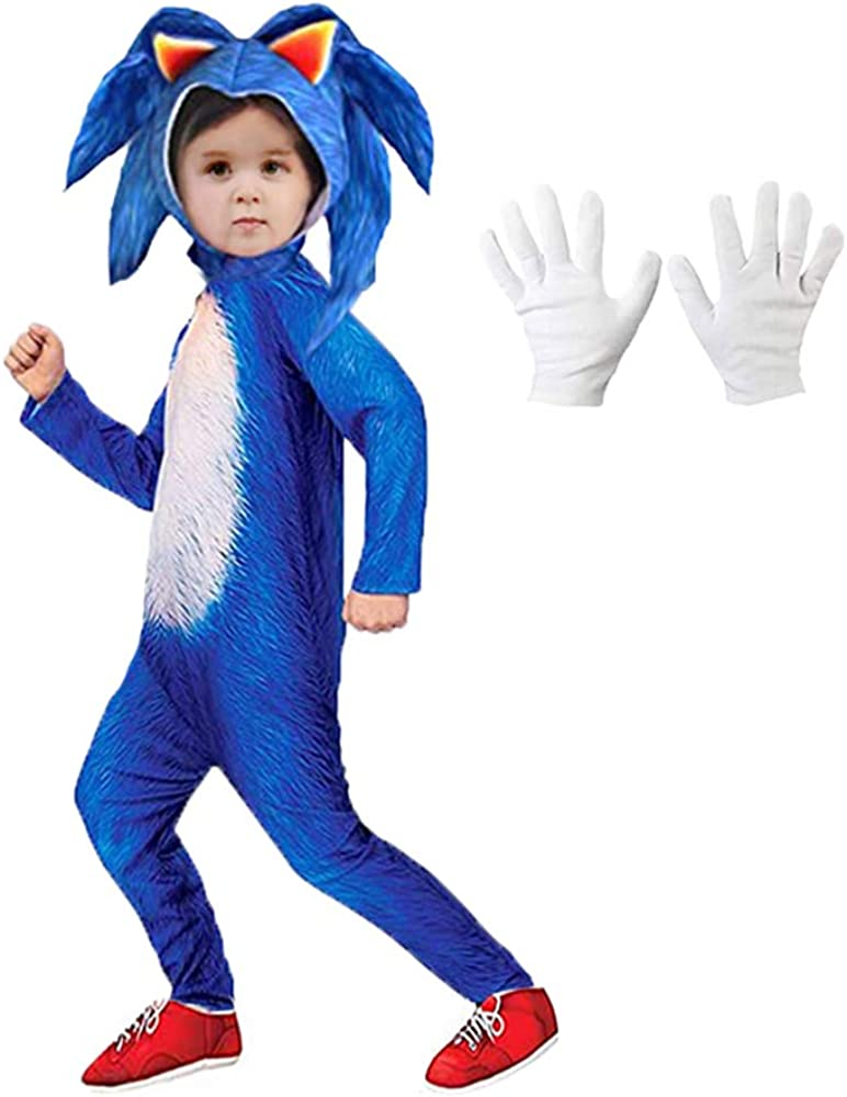 Selling rankings Cuckoo 3D Cartoon Hedgehog Costumes Boys for Cosplay Jumps Challenge the lowest price of Japan ☆ Girls