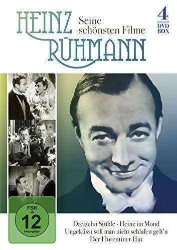 Heinz Rühmann - Seine schönsten Filme [4 DVDs]