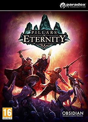 Pillars of Eternity - Hero Edition (PC DVD)