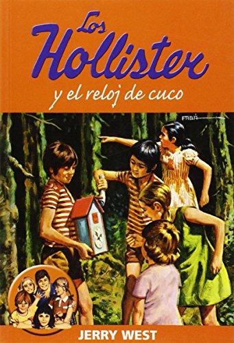 Los Hollister Y El Reloj De Cuco (INFANTIL COMIC)