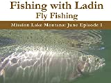 Mission Lake Montana: June