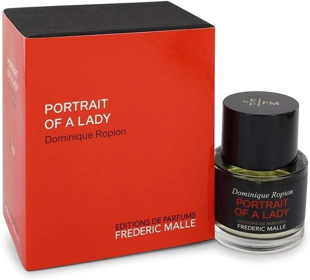 Frederic malle, portrait of a lady by eau de parfum ,profumo per donna ,50 ml 543173