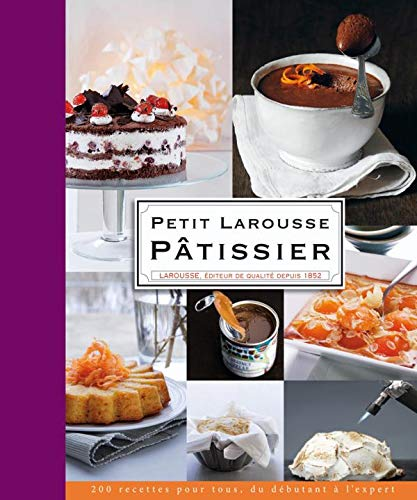 Petit Larousse pâtissier