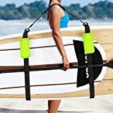 Gonex Paddle Board Accessories, SUP Carrying Strap Paddleboard Shoulder Carrier Storage Carry Sling with Drawstring Bag for Surfboard Kayak