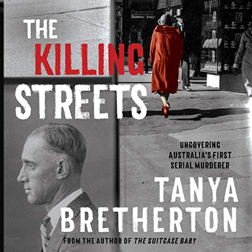 The Killing Streets cover art