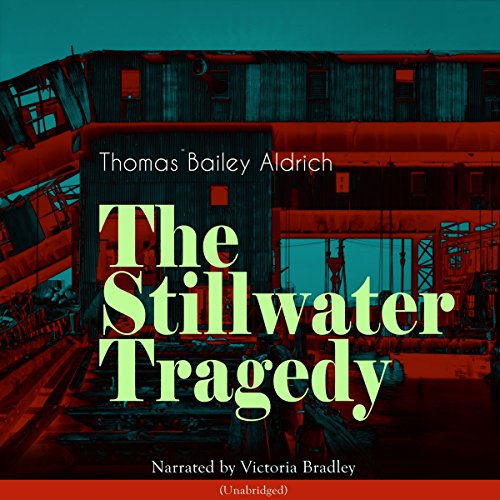 The Stillwater Tragedy audiobook cover art