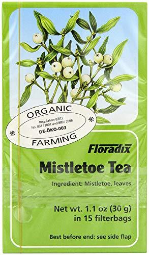 Floradix Mistletoe kruidenthee 15 zak Pack of 6