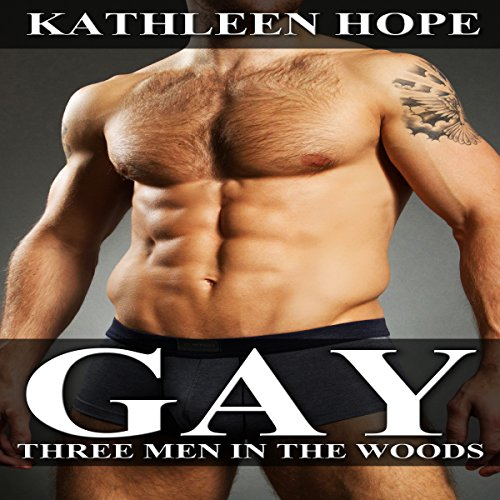 Three Men in the Woods audiobook cover art