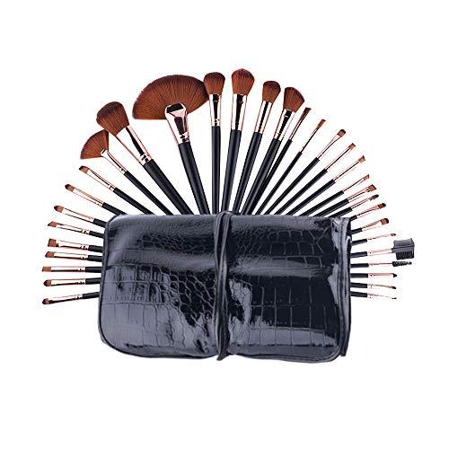JUZEN Make-up Pinsel Set 32-teilig Advanced Make-up Pinsel Concealer Foundation Blend Blush...