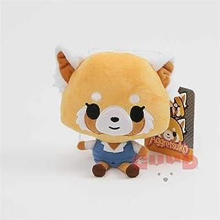 GUND Sanrio Aggretsuko Happy Plush Stuffed Animal Red Panda Netflix Original، 7