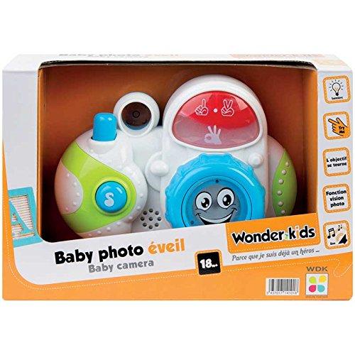 Wonderkids - A1400055 - Appareil Photo Son Et Lumière