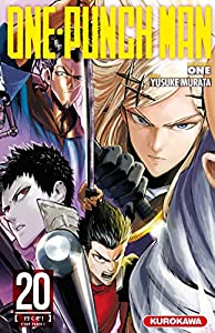 One-Punch Man Edition simple Tome 20