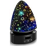Moredig Proyector Infantil, Lámpara Proyector Infantil, Lámpara Proyector Infantil Luz Colorida LED, Rotación de 360 °, para Cumpleaños, Navidad, Boda, Decoración de Habitaciones