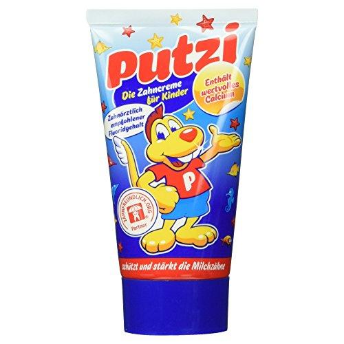 Putzi die Zahncreme für Kinder, 50 ml