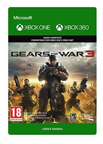 Gears of War 3 | Xbox One - Codice download