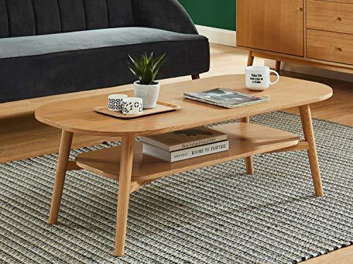 BAITA Marcel salontafel, hout, 120 cm