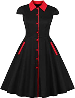 1950s fashion plus size