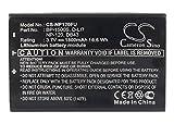 CS Cameron Sino1800mAh/3.7V Replacement Battery Fit forVIVIKAI HDV-8800,HDC-8800,HD-C3,HD-D10II,ROLLEI Movieline SD-10