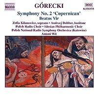 Symphony 2: Copernican / Beatus Vir Op 38