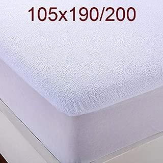 DECOHOGAR Protector de Colchón Impermeable Transpirable