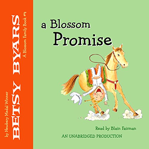 A Blossom Promise audiobook cover art