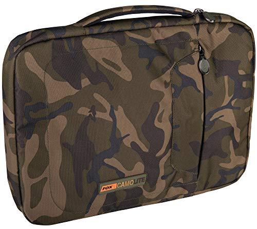 Fox Camolite Messenger Bag 40x30x5cm - Laptop Tasche für Angler, Laptoptasche für Karpfenangler, Tragetasche für Notebooks