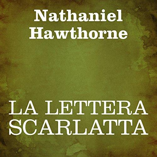 La lettera scarlatta copertina