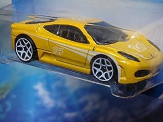 Hot Wheels Ferrari F430 Challenge - Ferrari 458 Spider Black No Top Scale 1:64