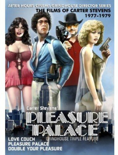Pleasure Outstanding Free shipping on posting reviews Palace Grindhouse Triple Collection Feature 2-DVD