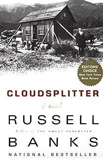 Cloudsplitter: A Novel
