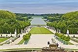 lunaprint Versailles Garden In Summer France Europe Home