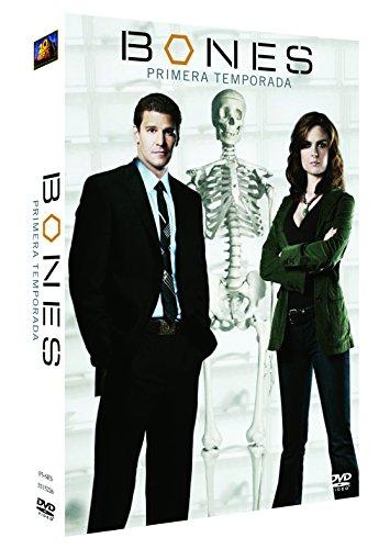 Bones Temporada 1 [DVD]