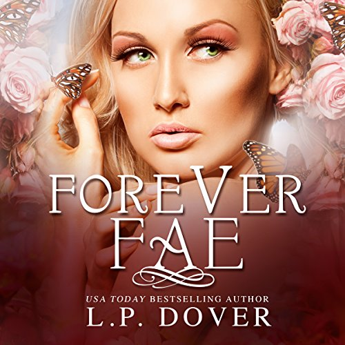 Forever Fae audiobook cover art