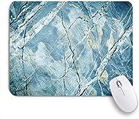 EILANNAマウスパッド 大理石の絶妙な花崗岩の石造りの建築床芸術的な自然色あせた岩絵 ゲーミング オフィス最適 おしゃれ 防水 耐久性が良い 滑り止めゴム底 ゲーミングなど適用 用ノートブックコンピュータマウスマット