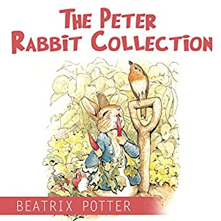 The Peter Rabbit Collection                   By:                                                                                                                                 Beatrix Potter                               Narrated by:                                                                                                                                 Jack de Golia                      Length: 2 hrs and 31 mins     16 ratings     Overall 4.4