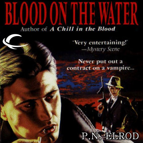 Blood on the Water cover art