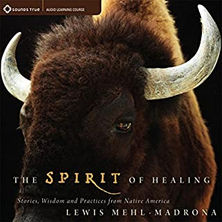 The Spirit of Healing audiobook cover art