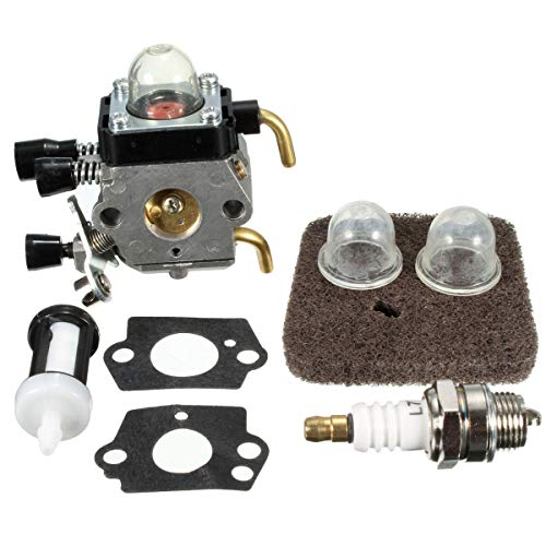 Spark carburador carburador Junta del Filtro de Aire del Bulbo por Stihl FS45 FS46 podador FS46C Zama carburador