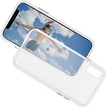Goospery Peach Garden for Apple iPhone Xs Case (2018) iPhone X Case (2017) Protective Slim Bumper Case (White) IPX-Pea-WHT