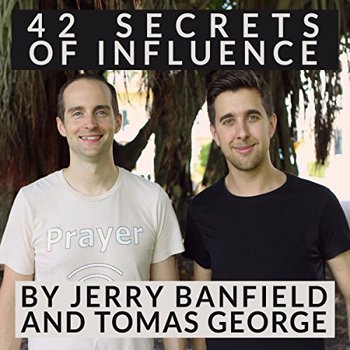 42 Secrets of Influence audiobook cover art