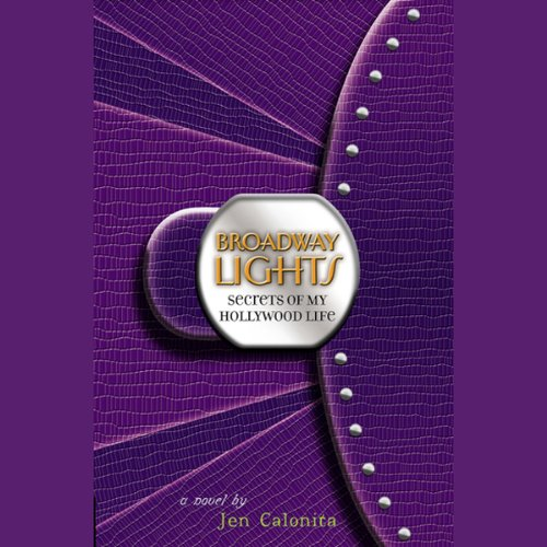 Broadway Lights audiobook cover art