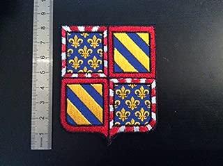 8 CM BLUE HAWAI A594 Patch ECUSSON Motobecane MB GAULOIS 10