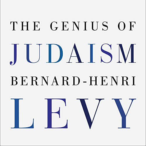 The Genius of Judaism audiobook cover art