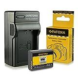 Cargador + Batería LP-E10 para Canon EOS 1100D / EOS Rebel T3