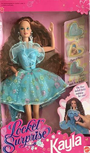Locket Surprise Kayla by Mattel (English Manual)