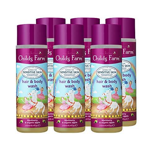 Childs Farm Gel para el cabello y el cuerpo