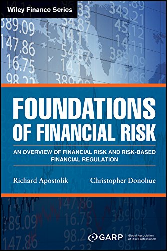 Foundations of Financial Risk: An Overview of Financial Risk and Risk-based Financial Regulation (Wiley Finance) (English Edition)